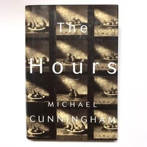 """First Edition """"The Hours"""" by Michael Cunningham"""